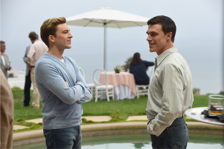 "THE ASSASSINATION OF GIANNI VERSACE: AMERICAN CRIME STORY ""Descent"" Episode 6 (Airs Wednesday, February 21, 10:00 p.m. e/p) -- Pictured: (l-r) Cody Fern as David Madson, Finn Wittrock as Jeffrey Trail. CR: Ray Mickshaw/FX"