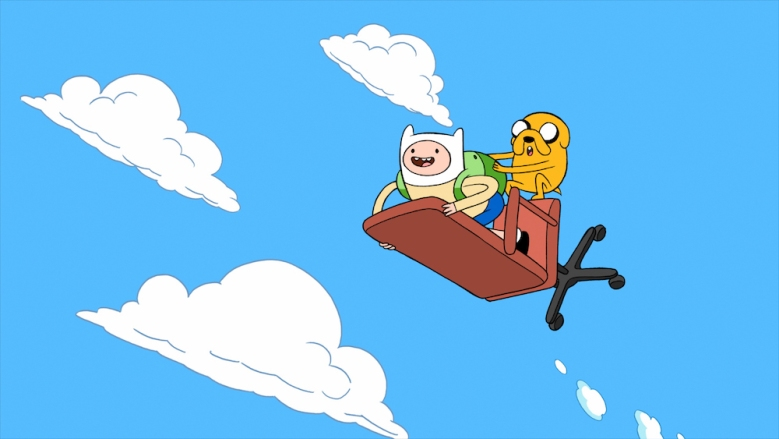 Adventure Time Cartoon Network Finn and Jake