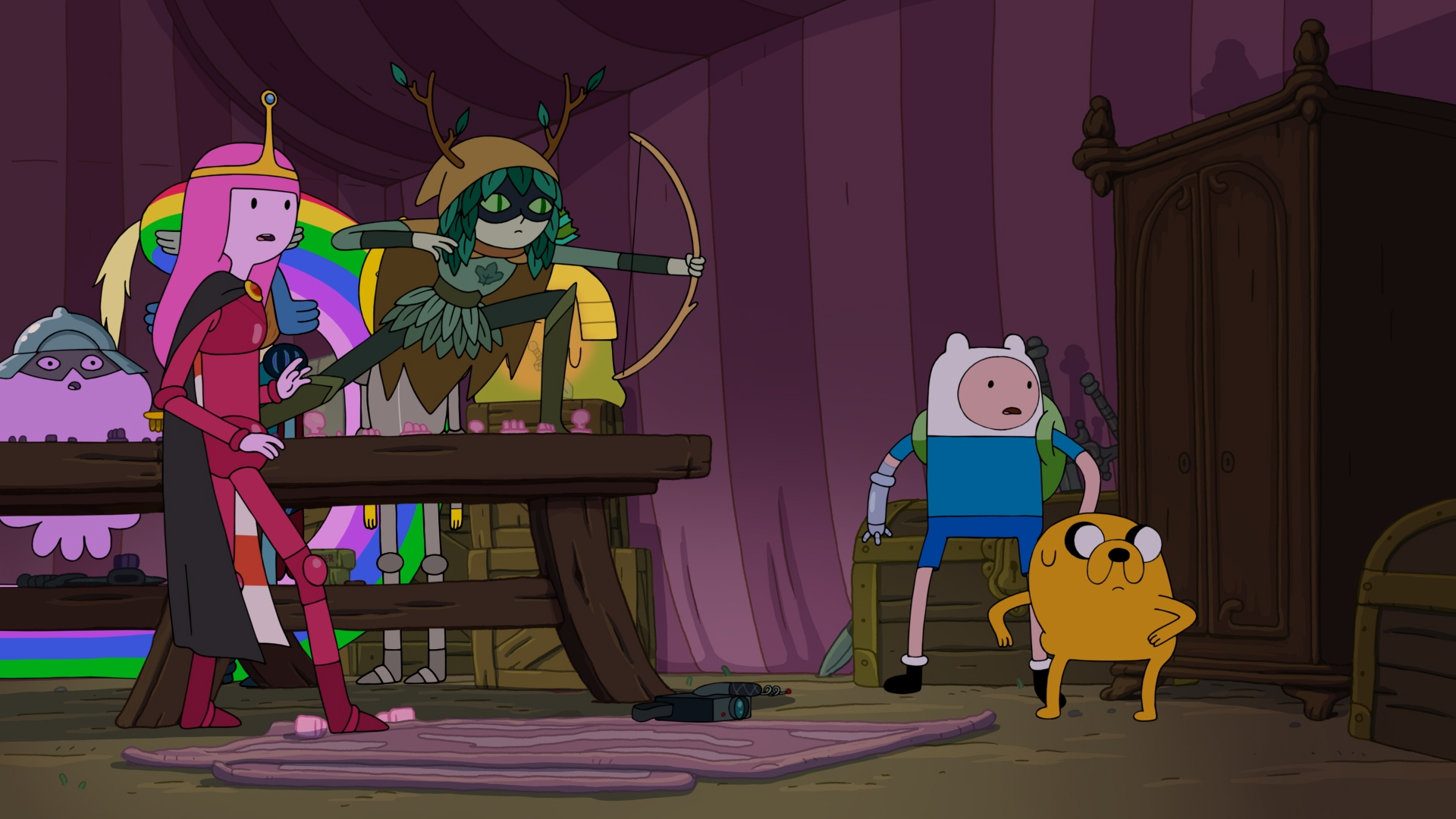 Adventure Time Finale Review Bittersweet Ending In The