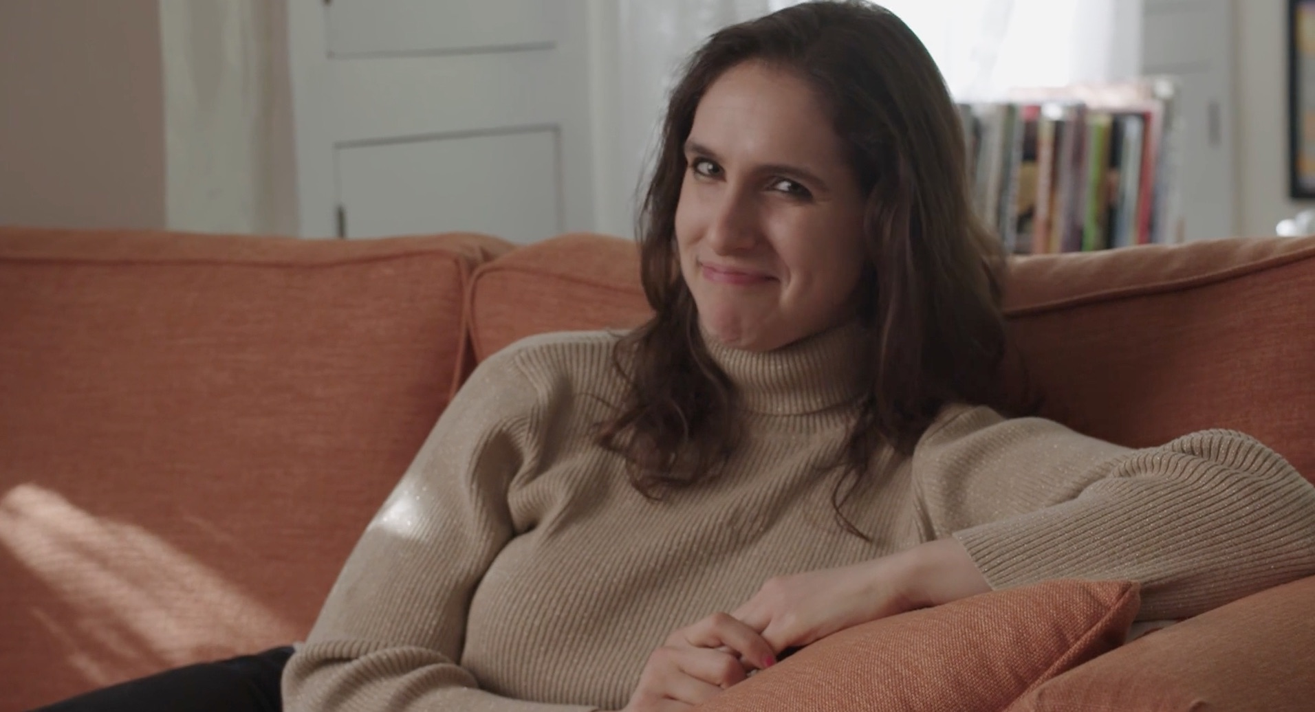 An Emmy For Megan - Smiling Megan Amram