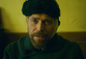 At Eternity's Gate Willem Dafoe Julian Schnabel