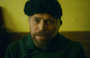 'At Eternity's Gate': Van Gogh's Collision of Painting and Cinema
