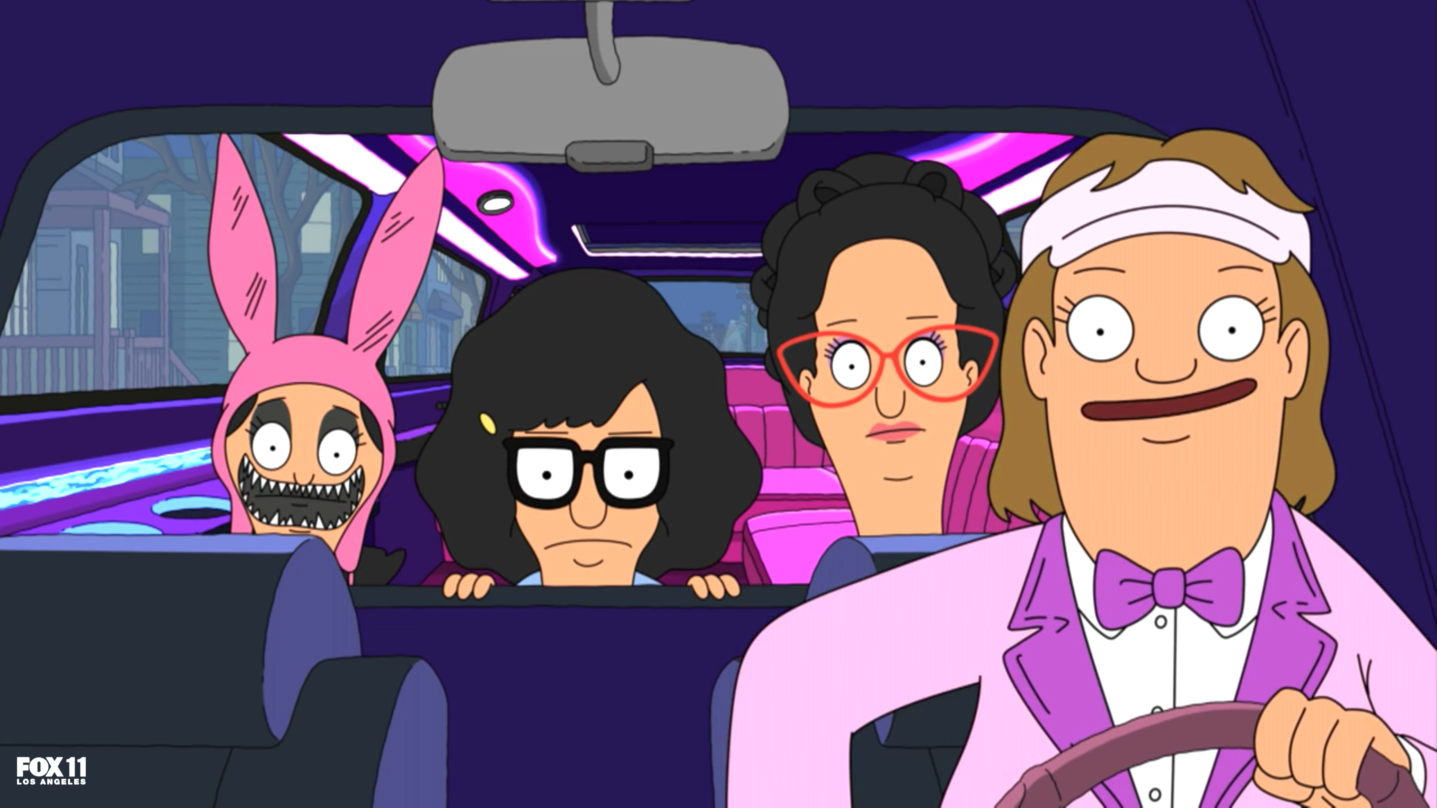 Bob's Burgers Season 8 Emmys Chances Are Girl-Powered