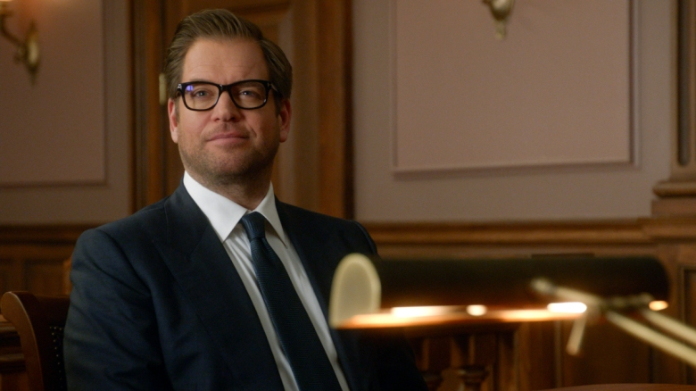 "Michael Weatherly, ""Bull"""