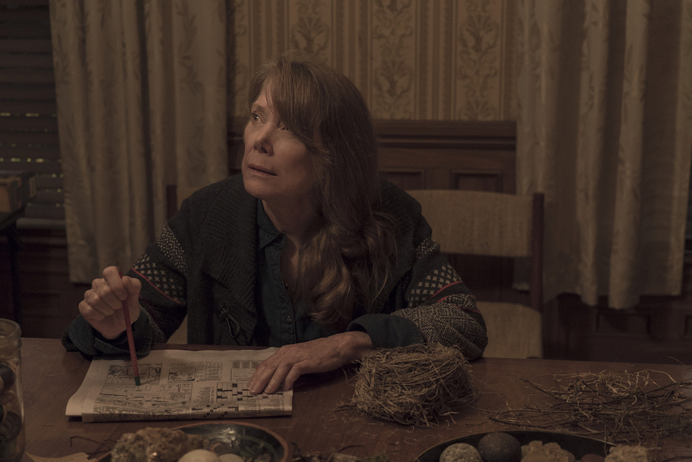 "CASTLE ROCK -- ""Local Color"" - Episode 103 - The past catches up with Molly Strand. Ruth Deaver (Sissy Spacek) shown. (Photo by: Seacia Pavao/Hulu)"