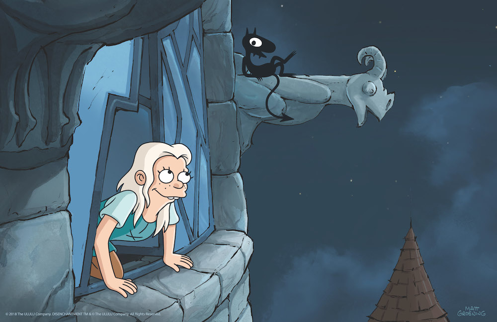 Disenchantment Season 1 Netflix Episode 5 Bean Luci