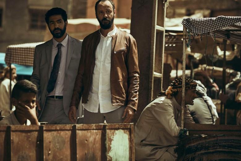 Tom Clancy's Jack Ryan Season 1 Helmi Dridi and Ali Suliman