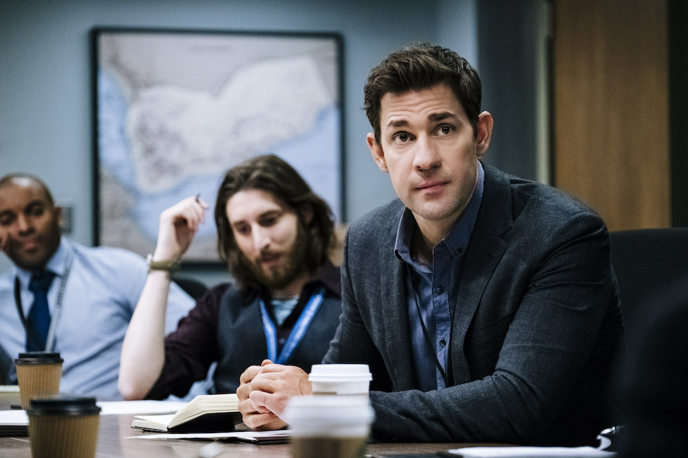 Jack Ryan John Krasinski Amazon Season 1