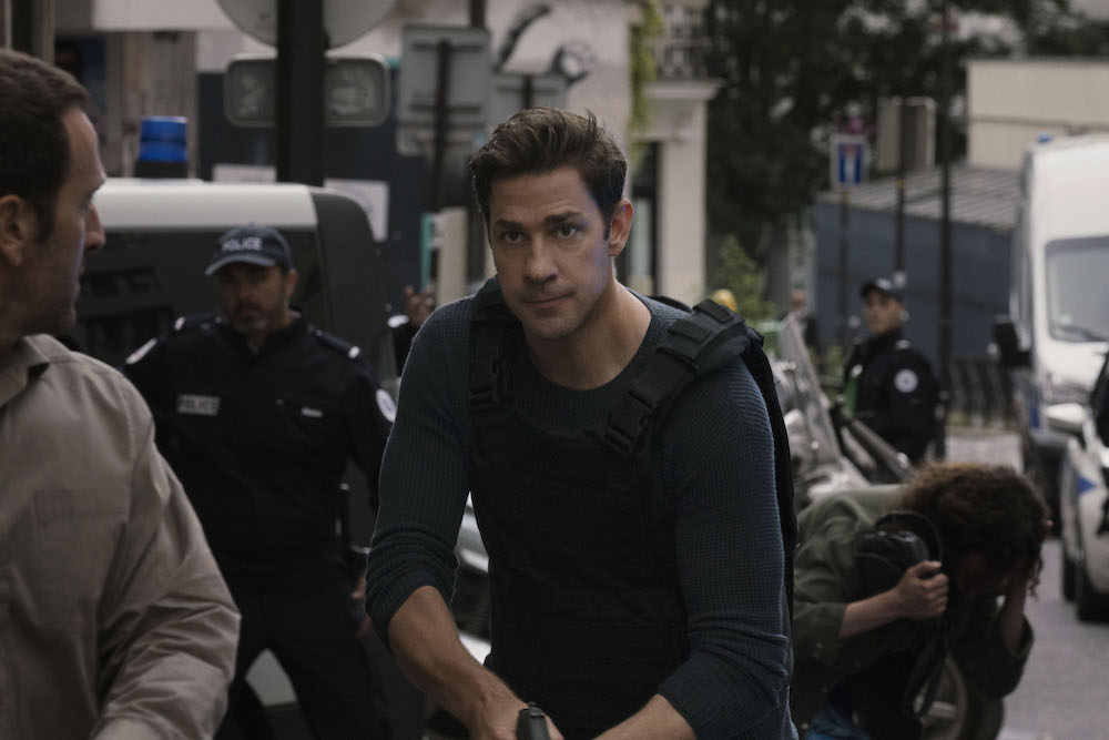Tom Clancy's Jack Ryan Season 1 John Krasinski