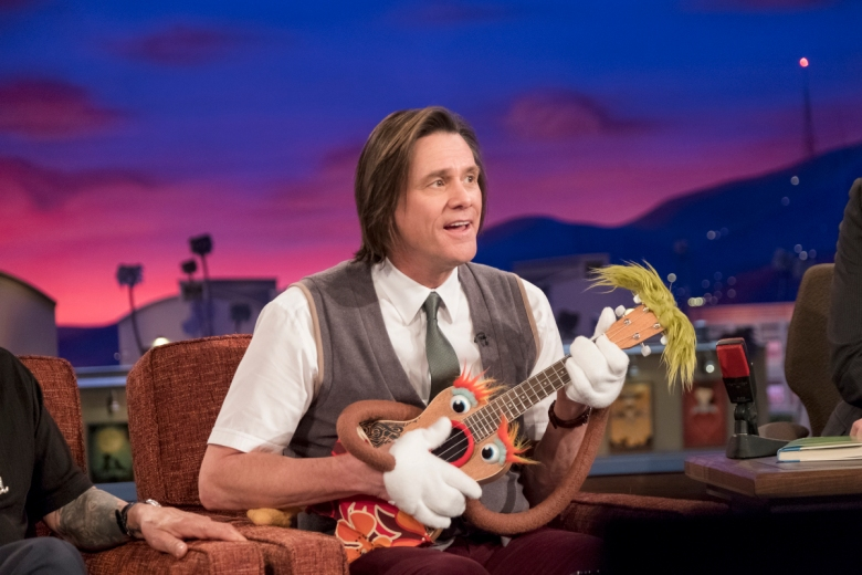 Kidding Jim Carrey Showtime