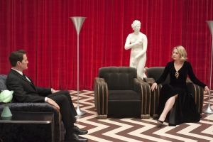 'Twin Peaks: From Z to A': Take a Peak 'Behind the Curtain' at the Box Set – Exclusive