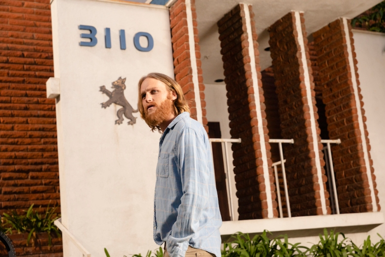 "Wyatt Russell as Sean ""Dud"" Dudley - Lodge 49 _ Season 1, Episode 2 - Photo Credit: Jackson Lee Davis/AMC"