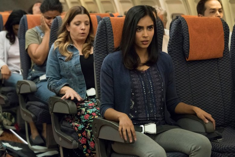 "MANIFEST -- ""Pilot"" Episode 101 -- Pictured: Parveen Kaur as Saanvi Bahl -- (Photo by: Virginia Sherwood/NBC/Warner Brothers)"