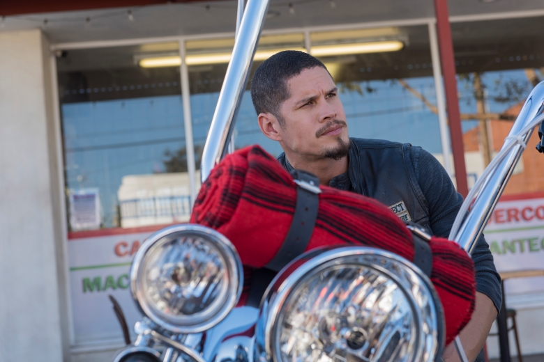 MAYANS M.C. -- Pictured: JD Pardo as EZ Reyes. CR: Prashant Gupta/FX