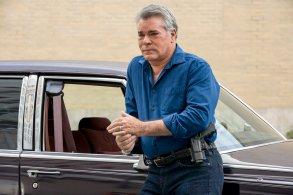 "SHADES OF BLUE -- ""By Virtue Fall"" Episode 310 -- Pictured: Ray Liotta as Lt. Matt Wozniak -- (Photo by Virginia Sherwood/NBC)"