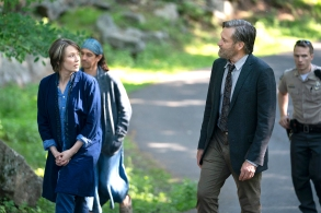 """Carrie Coon and Bill Pullman, """"The Sinner"""""""
