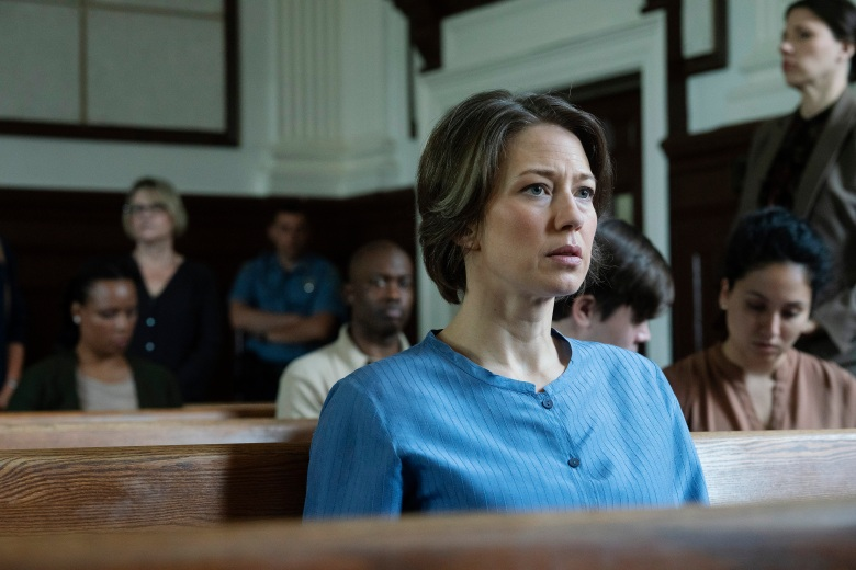 """Carrie Coon, """"The Sinner"""""""