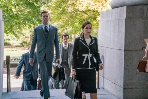 'On the Basis of Sex' Review: As Ruth Bader Ginsburg, Felicity Jones Does Her Best in an Old-Fashioned Soap Opera