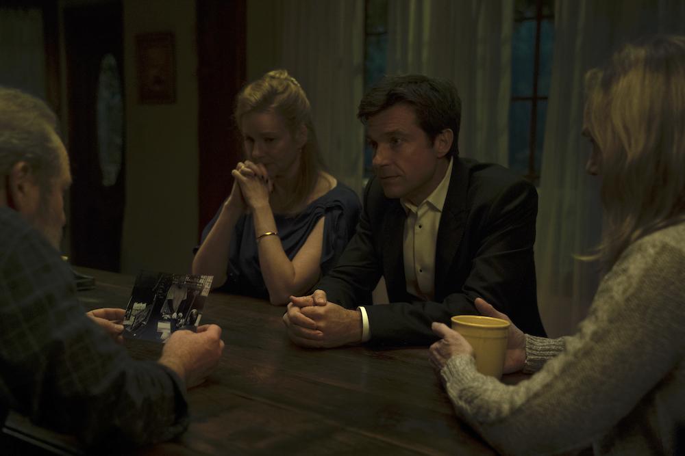 """Ozark"" Season 2 Laura Linney Jason Bateman"