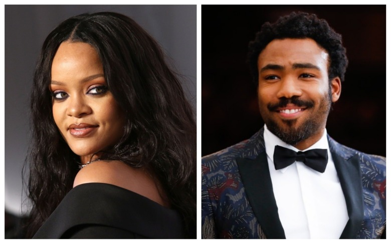 Rihanna and Donald Glover Guava Island