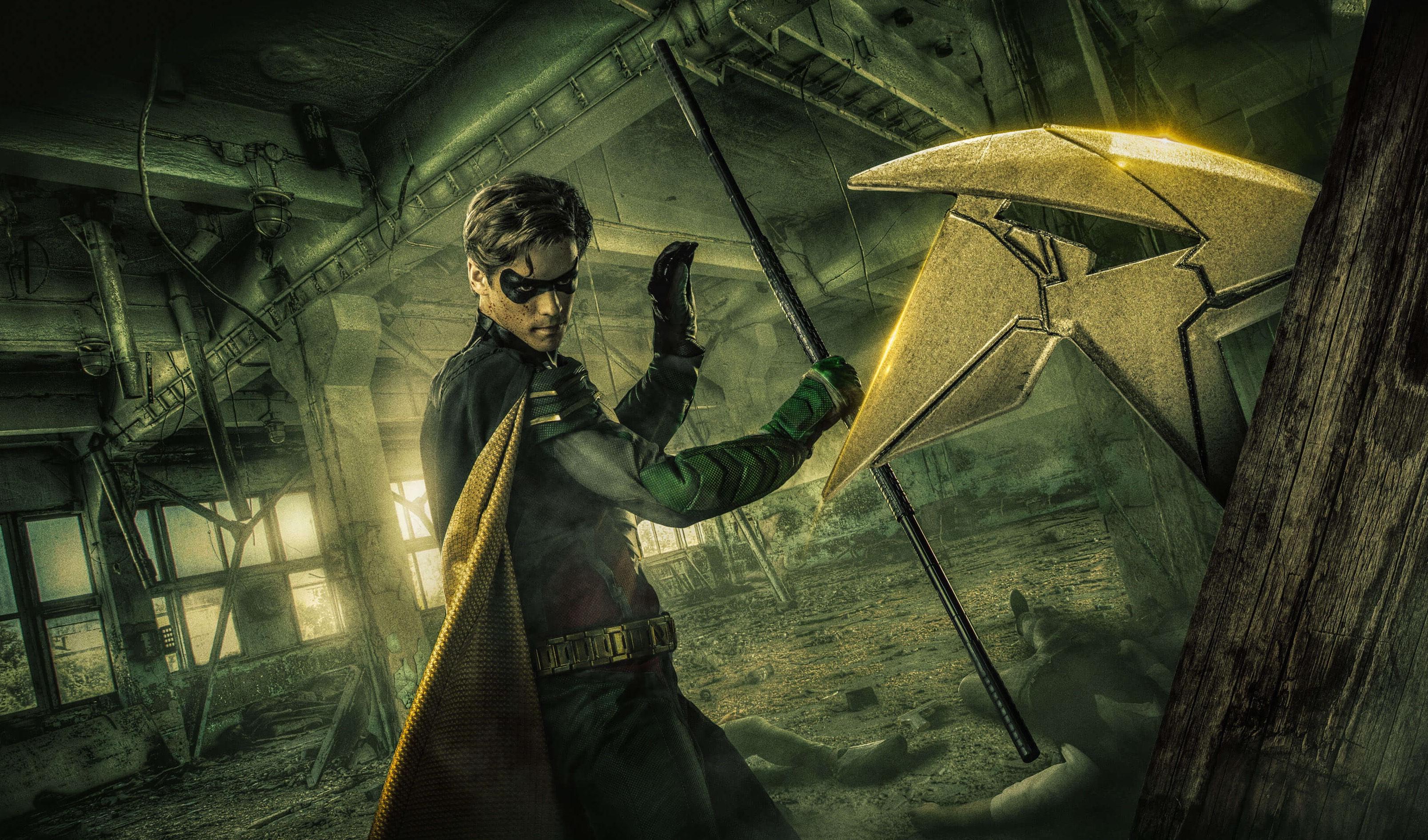 Robin,