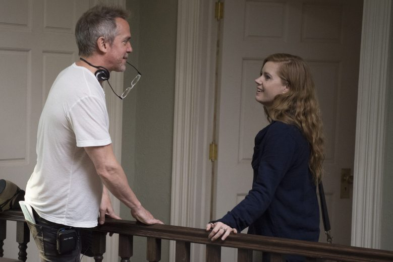 Sharp Objects Jean Marc Vallee Amy Adams