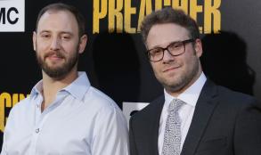 Evan Goldberg and Seth Rogen