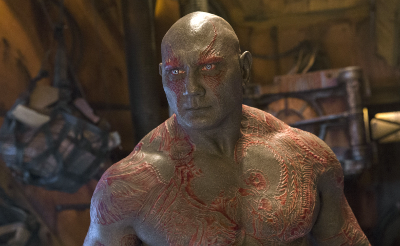 "Dave Bautista, ""Guardians of the Galaxy"""