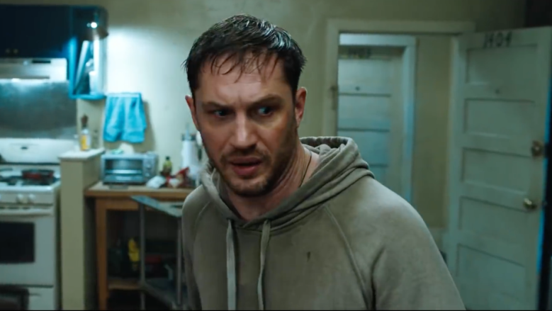 "Tom Hardy, ""Venom"""