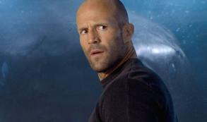 """Jason Statham, """"The Meg"""""""