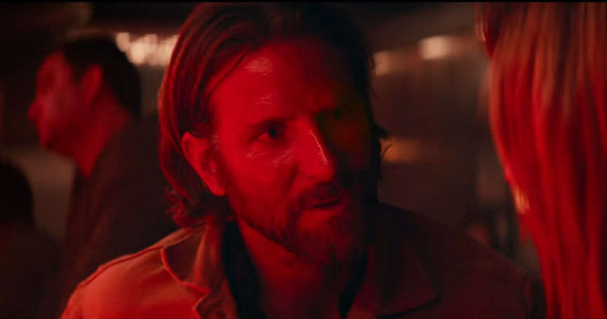 "Bradley Cooper, ""A Star Is Born"""