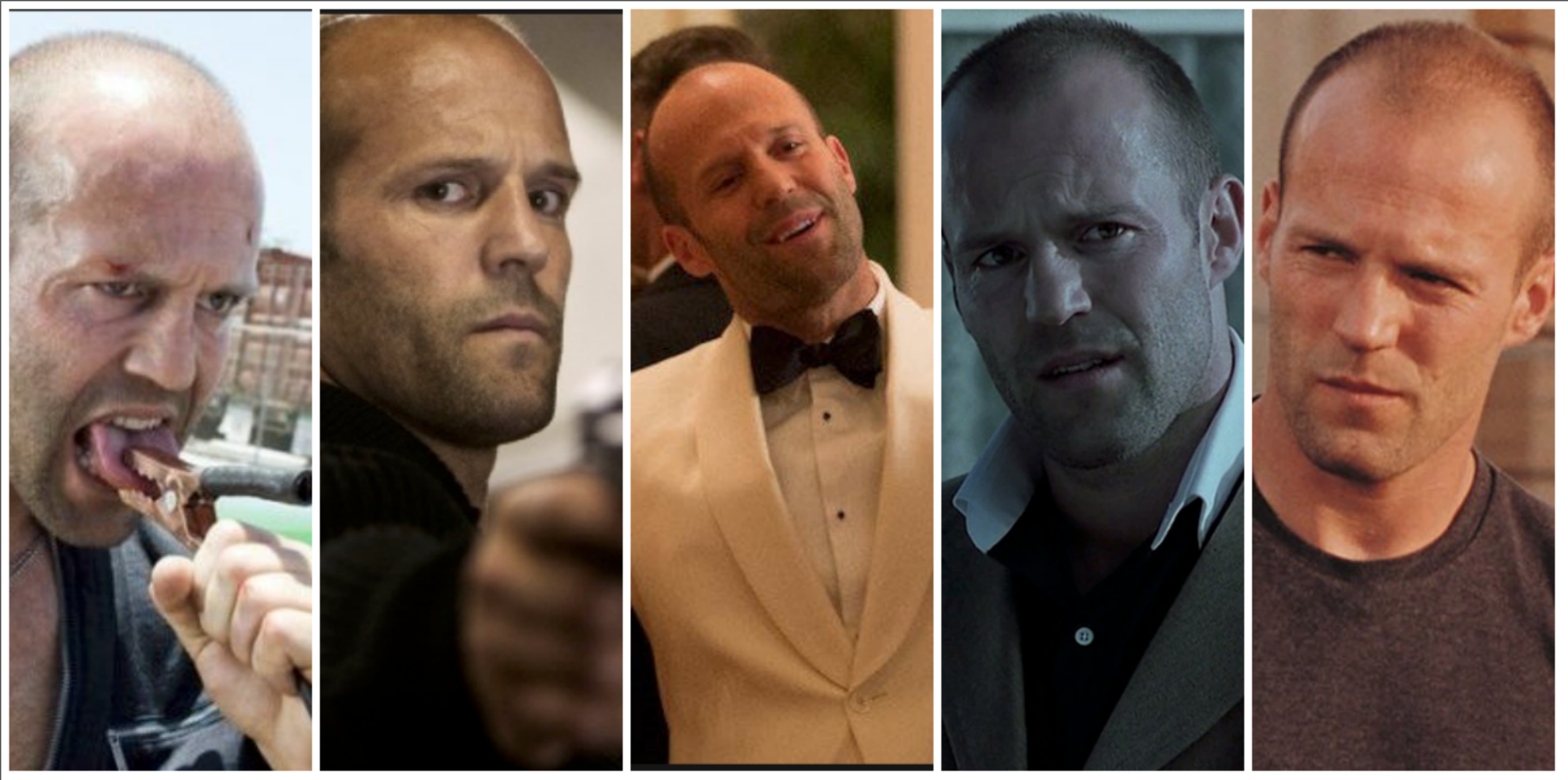 Films featuring Jason Statham. Full filmography and best roles