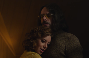 Aubrey Plaza and Jemaine Clement An Evening with Beverly Luff Linn