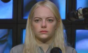 """Emma Stone, """"Maniac"""""""