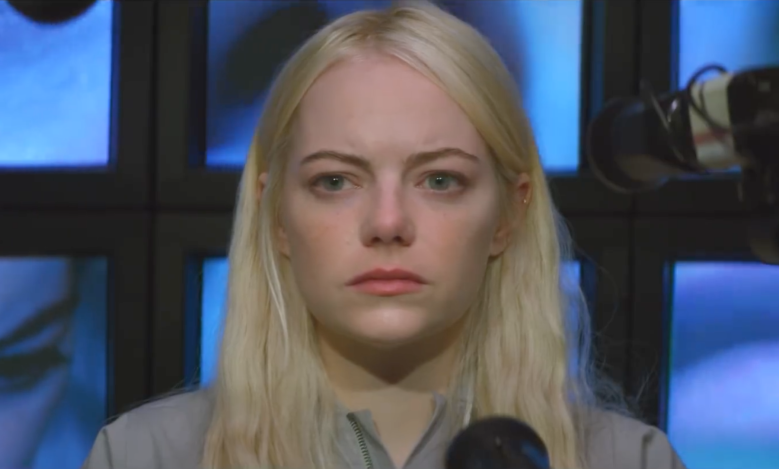 Image result for emma stone maniac