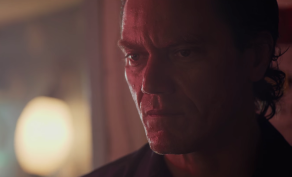 """Michael Shannon in """"Long Way Back Home"""" Lucero"""