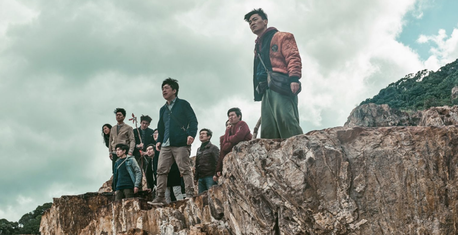 The Island Review Bo Huang Proves U S Comedies Are Playing It Safe Indiewire