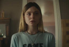 "Elle Fanning in ""I Think We're Alone Now"""