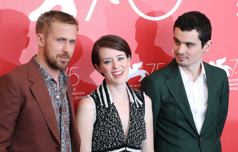 Ryan Gosling, Claire Foy, Damien Chazelle