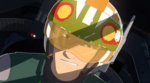 STAR WARS RESISTANCE - Coverage. (Lucasfilm)