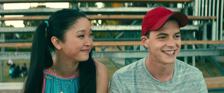 "Lana Condor and Israel Broussard, ""To All the Boys I've Loved Before"""