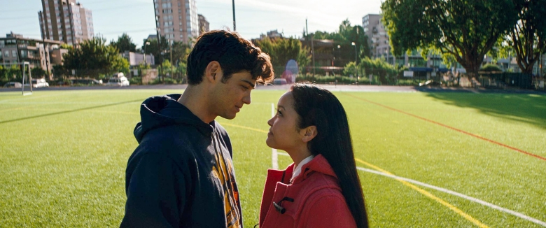 "Noah Centineo and Lana Condor, ""To All the Boys I've Loved Before"""