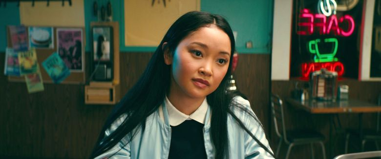 "Lana Condor, ""To All the Boys I've Loved Before"""