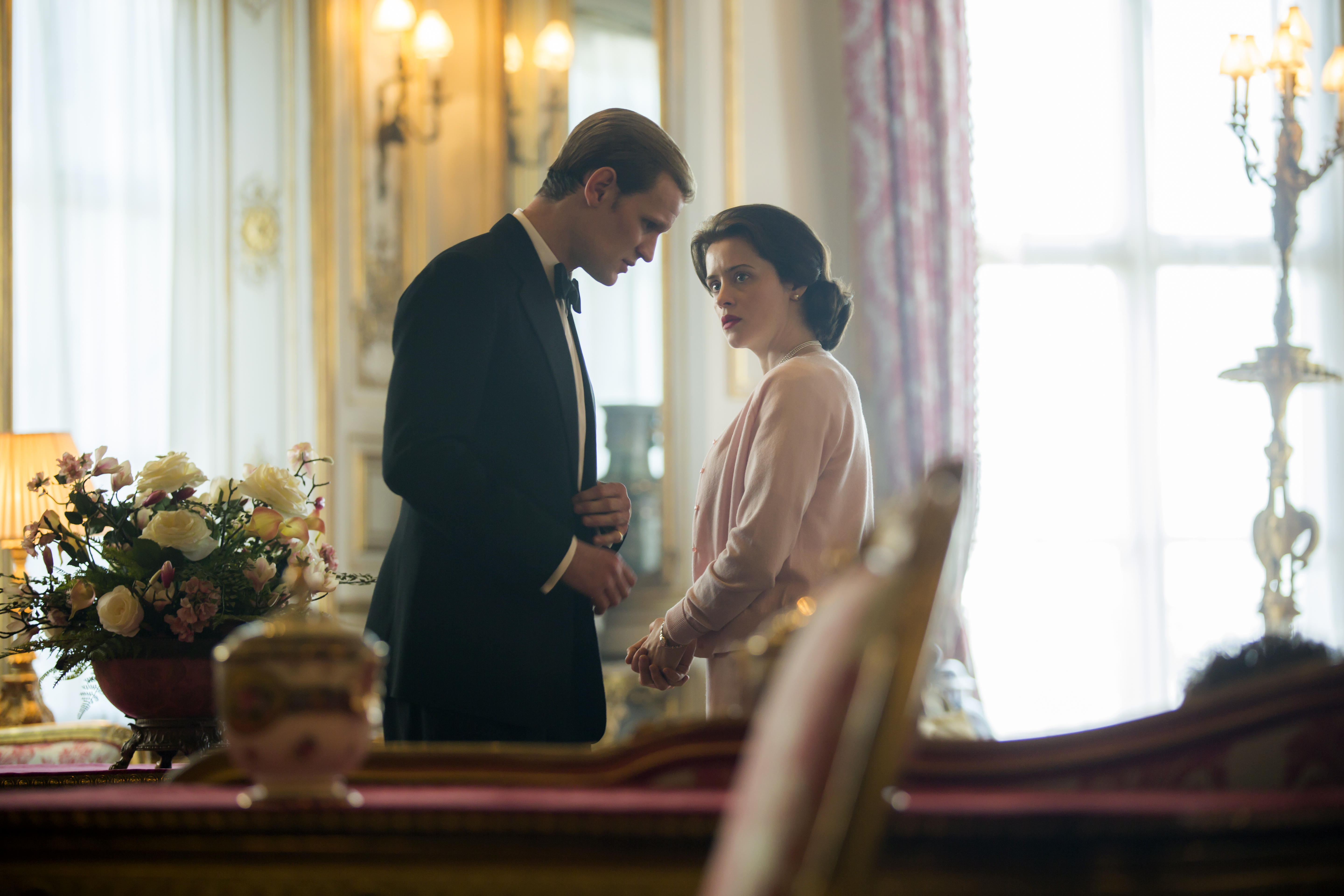 The Crown season 3 first look offers our first glimpse of Helena Bonham Carter as Princess Margaret taking over from Vanessa Kirby