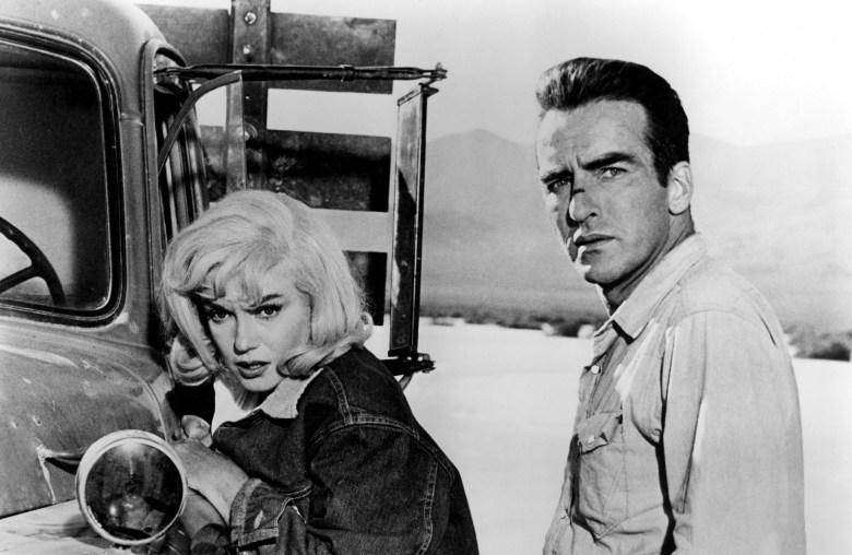 The Misfits Marilyn Monroe
