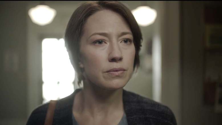 "Carrie Coon, ""The Sinner"""