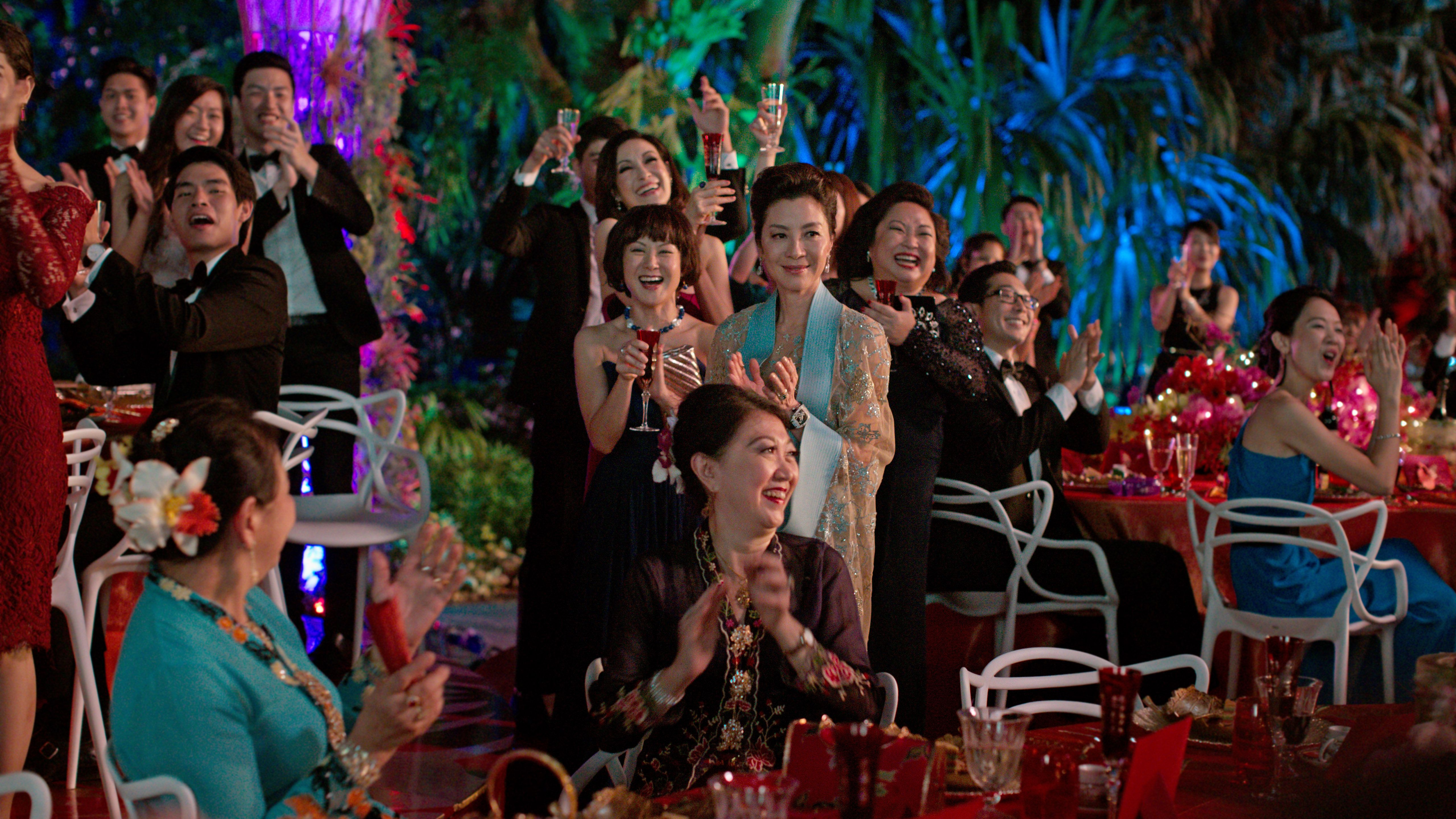 Bernadette Penotti how 'crazy rich asians' producers steered a box office smash