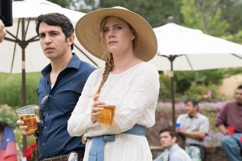 """Chris Messina and Amy Adams, """"Sharp Objects"""""""