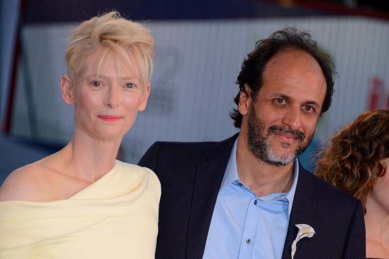 Tilda Swinton, Luca Guadagnino'A Bigger Splash' premiere, 72nd Venice Film Festival, Italy - 06 Sep 2015