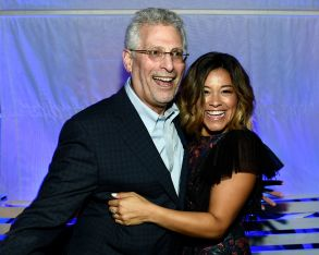 Mark Pedowitz and Gina RodriguezCBS TCA Party, Inside, Los Angeles, USA - 10 Aug 2016